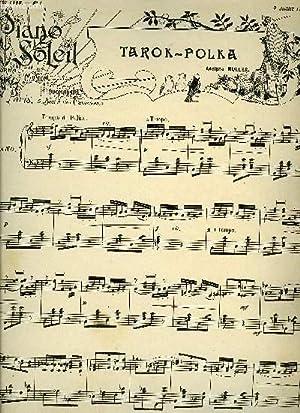 PIANO SOLEIL 2 JUILLET 1899, N°1: COLLECTIF