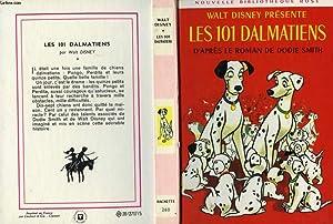 LES 101 DALMATIENS: DISNEY Walt