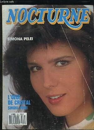 NOCTURNE N° 24. L OEUF DE CRISTAL AVEC SIMONA PELEI.: MERCURIO FERNANDO.