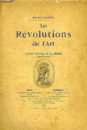 LES REVOLUTIONS DE L'ART: VALETTE MAURICE
