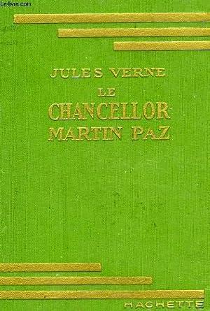 LE CHANCELLOR MARTIN PAZ: VERNE Jules