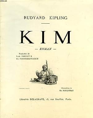 KIM: KIPLING Rudyard
