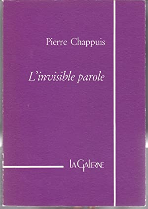 L'invisible parole