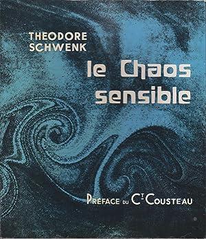 Le Chaos sensible: Theodore Schwenk