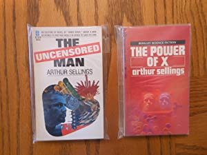 Arthur Sellings Two (2) Book SF Paperback: Arthur Sellings