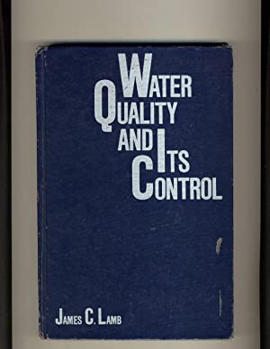 Water Quality and Its Control