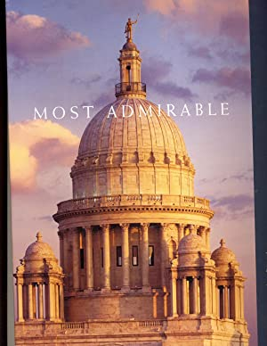 Most Admirable: The Rhode Island State House: Janet Hayden Jagger,