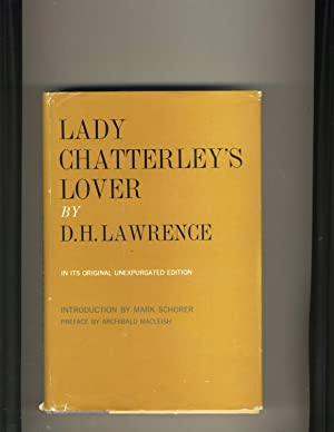 Lady Chatterley's Lover: D.H.Lawrence