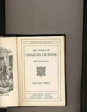 Oliver Twist: Charles Dickens