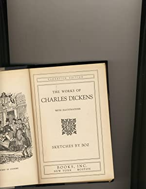Sketches by Boz: Charles Dickens