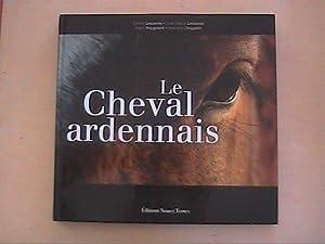 LE CHEVAL ARDENNAIS: CELINE LECOMTE JEAN