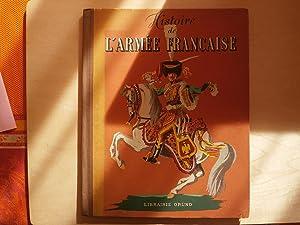 HISTOIRE DE L'ARMEE FRANCAISE: PALUEL MARMONT