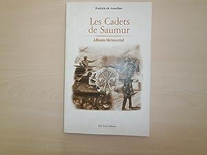 LES CADETS DE SAUMUR: PATRICK DE GMELINE