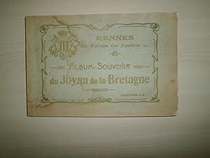 RENNES PALAIS DE JUSTICE: ALBUM SOUVENIR DU