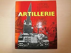 HISTOIRE ILLUSTREE DE L'ARTILLERIE: J JOBE H