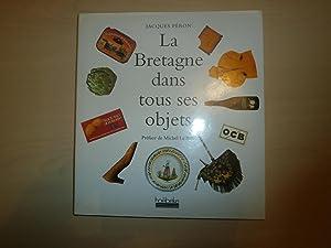 La Bretagne dans tous ses objets (French: Peron, Jacques