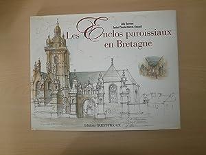 Les enclos paroissiaux en Bretagne (1DVD): Barreau, Loïc; Marcel-Rouault,