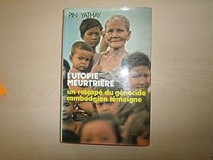 L'Utopie meurtrière : Un rescapé du génocide: Lucien Maillard