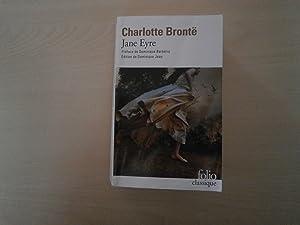 Jane Eyre (Folio (Gallimard)) (French Edition): Bronte, Charlotte