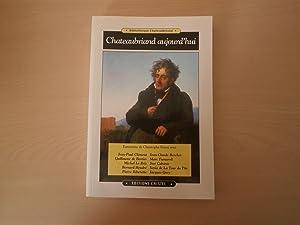 Chateaubriand aujourd'hui: Christophe Penot Jean-Paul