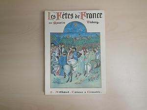 LES FETES DE FRANCE: MAURICE VLOBERG