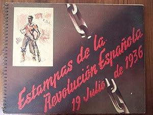 Estampas de la Revolución Española, 19 Julio de 1936: José Luis Rey Vila