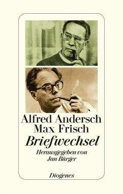 Briefwechsel. Mit einem Vorw. d. Hrsg. Jan: Andersch, Alfred (1914-1980)