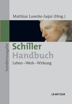Schiller-Handbuch. Leben - Werk - Wirkung. Unter: Luserke-Jaqui, Matthias (*1959)