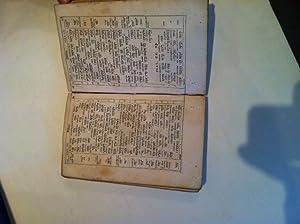 Psalmi Davidis Hebraici, Cum interlineari versione Xantis Pagnini. Bon. A. Montani.: Judaïca. (...