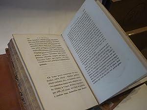 Histoire Naturelle des Animaux. Trad. nouv. avec le texte en regard par P.-C.-B. Gueroult.: PLINE.
