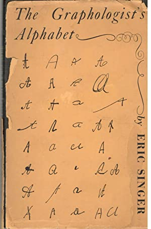 The Graphologist's Alphabet: Eric Singer