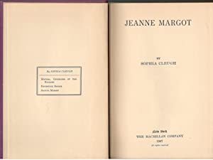 Jeanne Margot: Sophia Cleugh