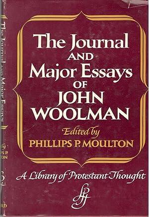 essay john journal major woolman