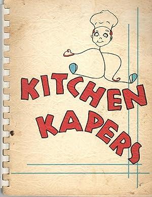 Kitchen Kapers: Volunteer Services, Southbury