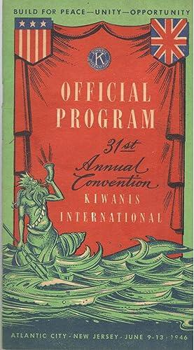 kiwanis international - Used - AbeBooks