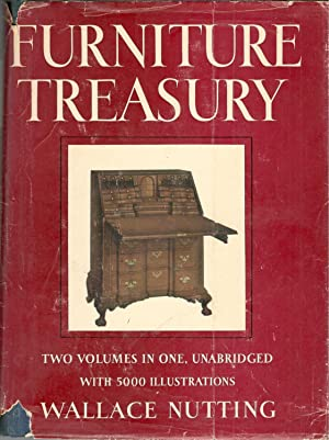 Furniture Treasury (Mostly of American Origin): Two: Wallace Nutting