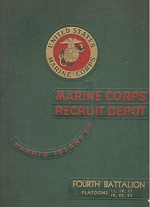 Marine Corps Recruit Depot Parris Island, S.C.
