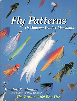 Fly Patterns of Umpqua Feather Merchants: 1,100: Randall Kaufmann