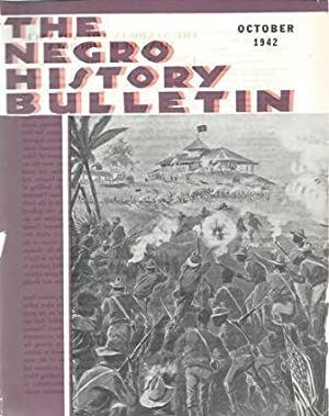 The Negro History Bulletin (Volume VI, Nos.