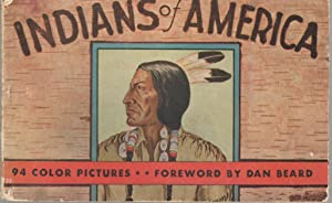 Indians of America: Lillian Davids Fazzini
