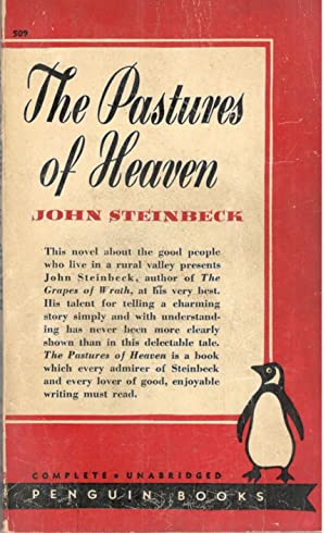 The Pastures of Heaven (509): John Steinbeck