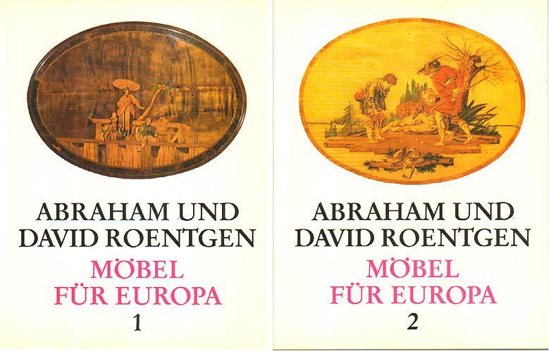 Abraham Und David Röntgen Möbel Für Europa Werdegang Kunst Und
