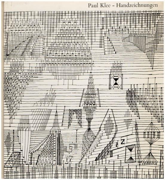 Paul Klee. Handzeichnungen.: Klee, Paul; Grohmann,