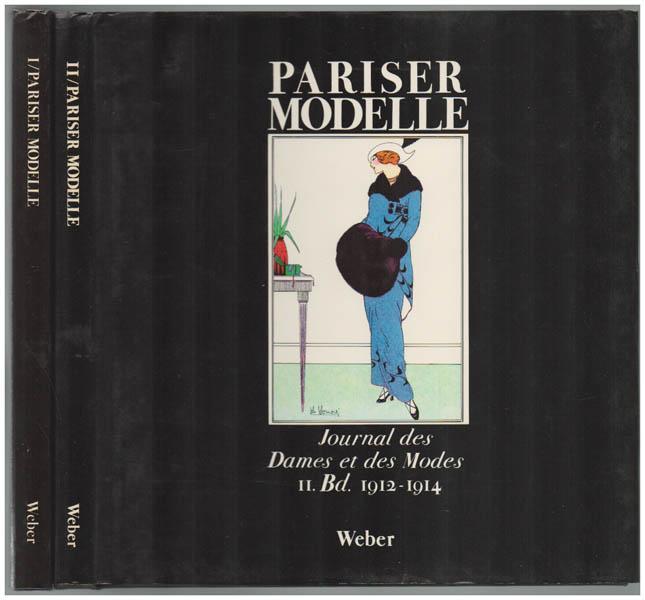 """Pariser Modelle. """"Journal des Dames et des: Nuzzi, Cristina:"""