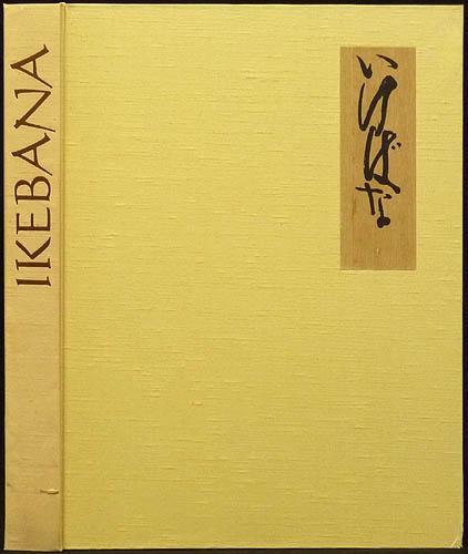 Ikebana die japanische blumenkunst herausgegeben von for Japanische blumenkunst