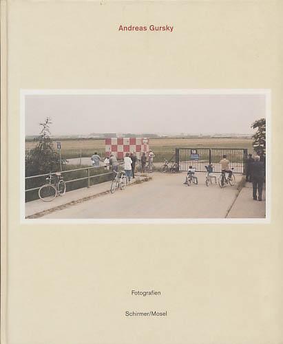 Fotografien 1984-1993. Herausgegeben von Zdenek Felix. Mit: Gursky, Andreas :