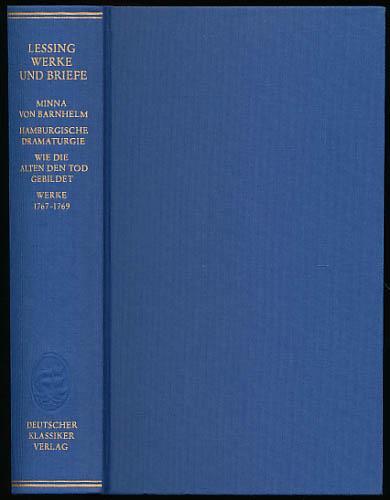 Briefe Von Lessing : Werke herausgegeben von lessing zvab