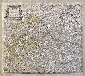 Circuli Supe. Saxonia Pars Meridionalis sive Ducatus,: Zolmann, F.; Zürner,