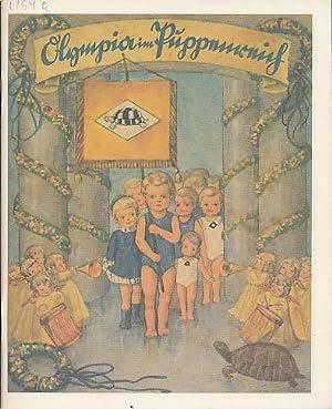 Olympia im Puppenreich.: Lehre, Wanda [Ill.]:
