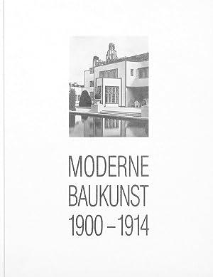 Moderne Baukunst 1900 - 1914. Die Photosammlung: Röder, Sabine; Döhne,